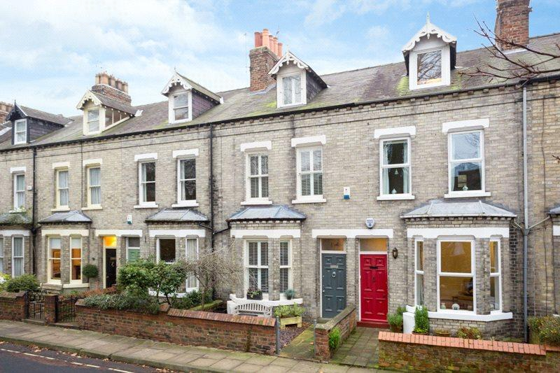 3 Bedrooms House for sale in Newton Terrace, York, North Yorkshire, YO1