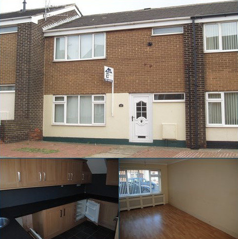 2 bedroom terraced house to rent - Auckland Terrcae, Shildon, DL4