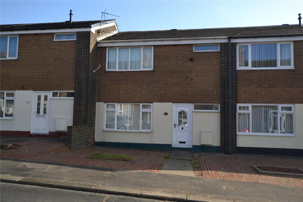 2 Bedrooms Terraced House for rent in Auckland Terrcae, Shildon, DL4