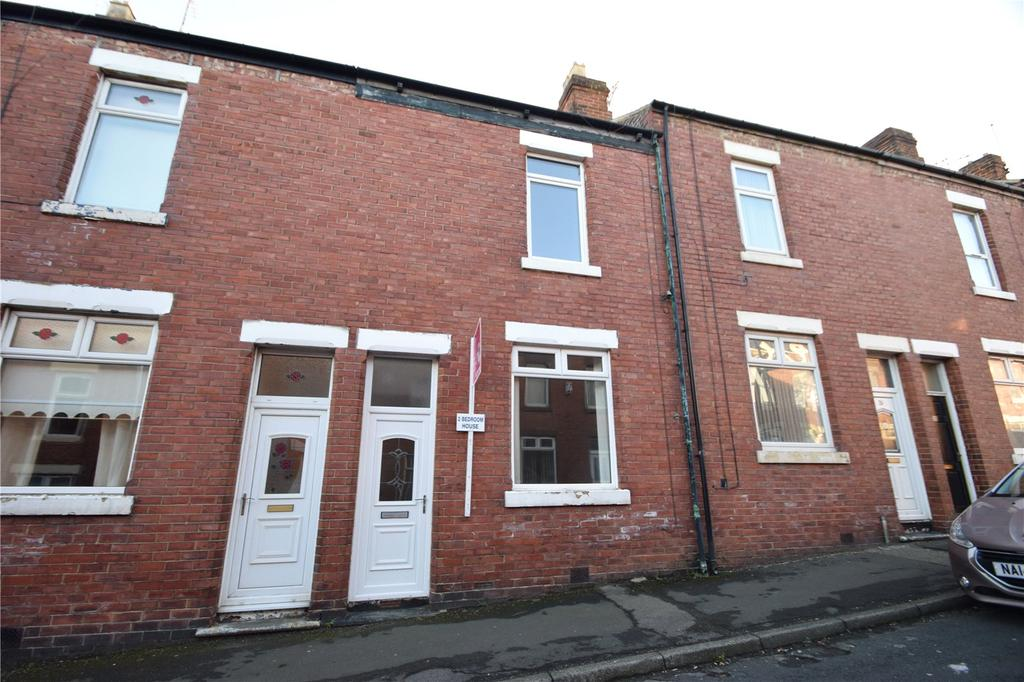 2 Bedrooms Terraced House for sale in Alexandrina Street, Seaham, Co.Durham, SR7