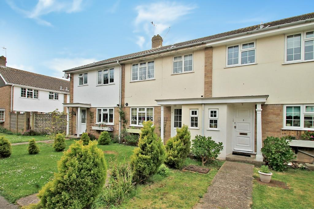 3 Bedrooms Terraced House for sale in Albany Close, Worthing, BN11 5DJ