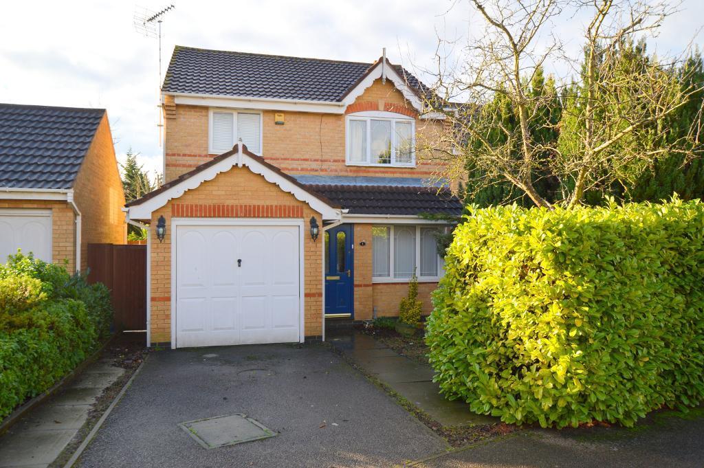 3 Bedrooms Detached House for sale in Haycroft, Luton, LU2 7GJ