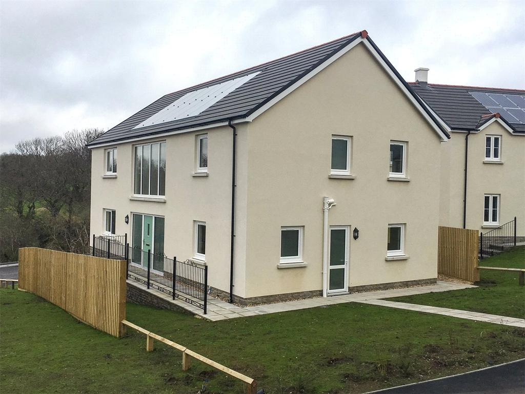 4 Bedrooms Detached House for sale in Lamphey (Plot 11), Garden Meadows Park, Narberth Road, Tenby