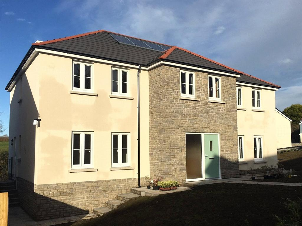 4 Bedrooms Detached House for sale in Florence (Plot 20), Garden Meadows Park, Narberth Road, Tenby