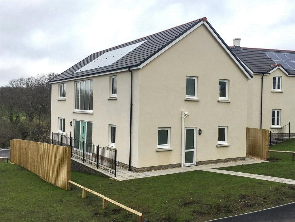 4 Bedrooms Detached House for sale in Lamphey (Plot 9), Garden Meadows Park, Narberth Road, Tenby