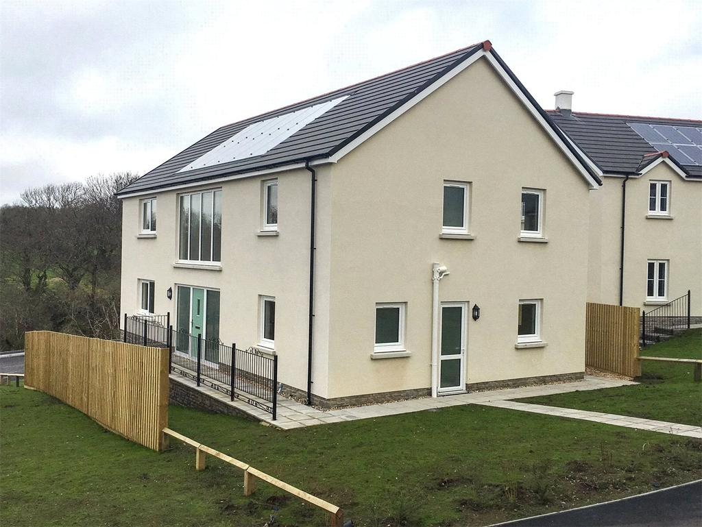 4 Bedrooms Detached House for sale in Lamphey (Plot 18), Garden Meadows Park, Narberth Road, Tenby