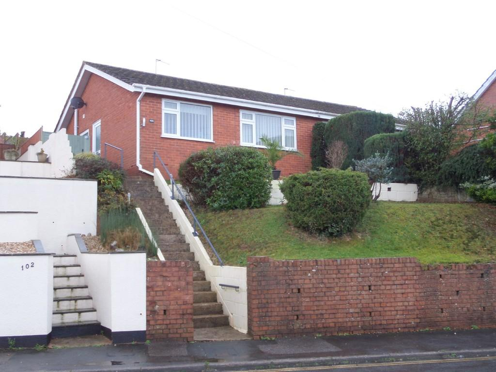 2 Bedrooms Semi Detached Bungalow for sale in The Marles, Exmouth