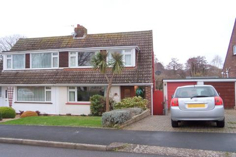 3 bedroom semi-detached house for sale - Burnside, Exmouth