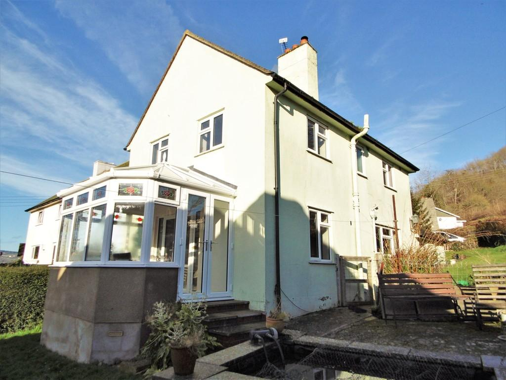 3 Bedrooms End Of Terrace House for sale in Elm Orchard, Axmouth