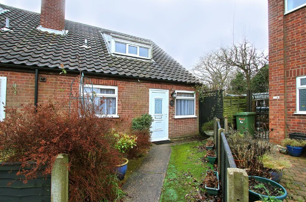 2 Bedrooms End Of Terrace House for sale in Yew Tree Court, Hockering