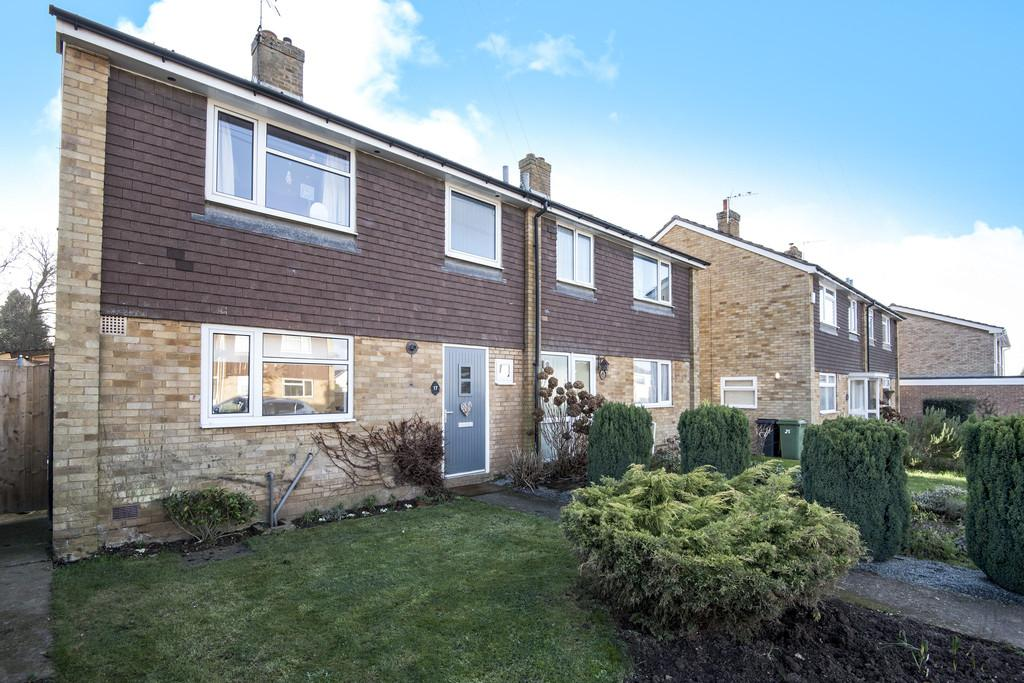 3 Bedrooms Semi Detached House for sale in Loose, Maidstone