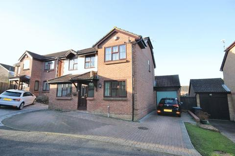 4 bedroom detached house for sale - Perryfields, Burgess Hill, West Sussex