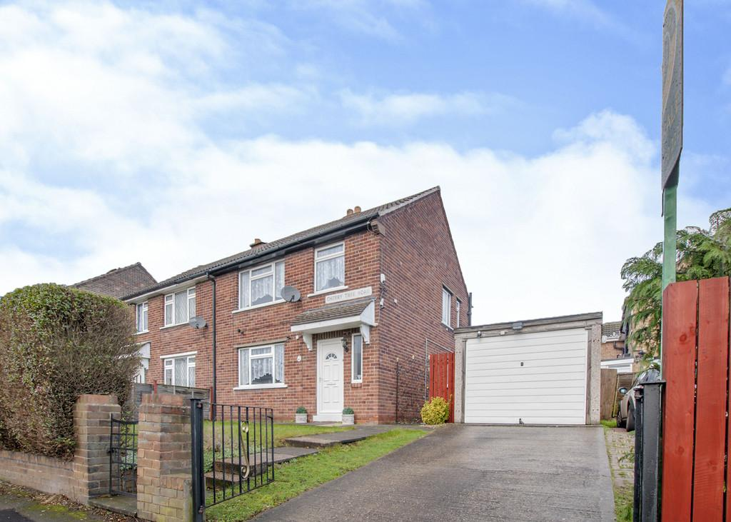 3 Bedrooms Semi Detached House for sale in Cherry Tree Road, Armthorpe