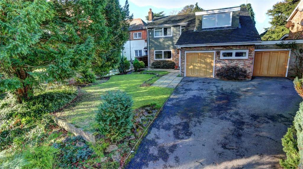 4 Bedrooms Detached House for sale in Manor Park, Chislehurst, Kent