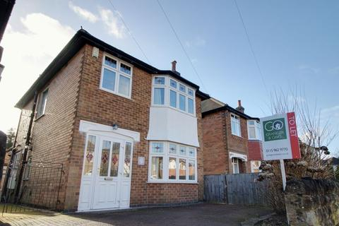 3 bedroom detached house to rent - Heckington Drive, Wollaton