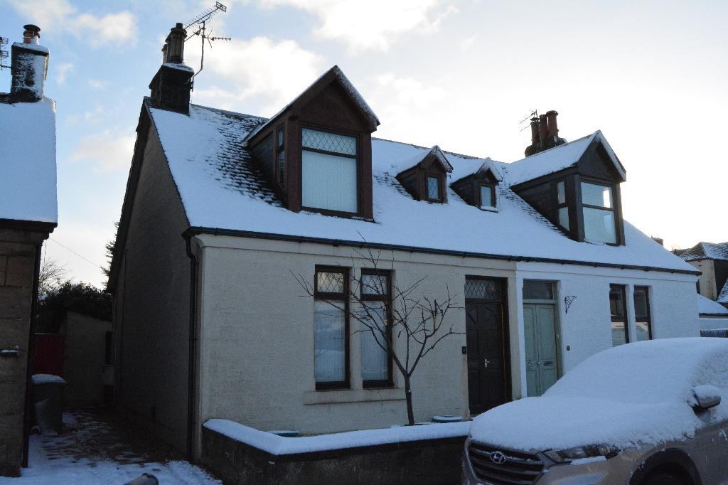 3 Bedrooms Semi Detached House for sale in Russel Street, Falkirk, Falkirk, FK2 7HU