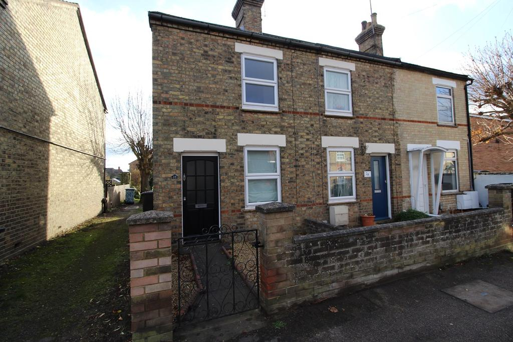 2 Bedrooms End Of Terrace House for rent in St Johns Street, Biggleswade, SG18