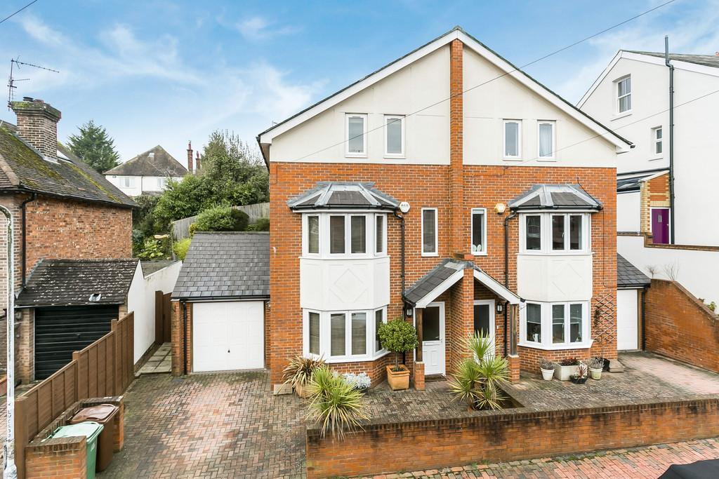5 Bedrooms Town House for sale in Mereworth Road, Tunbridge Wells