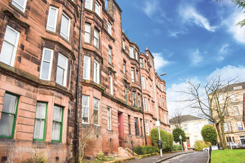 1 Bedroom Flat for sale in Apsley Street, Flat 3/1, Partick, Glasgow, G11 7SN