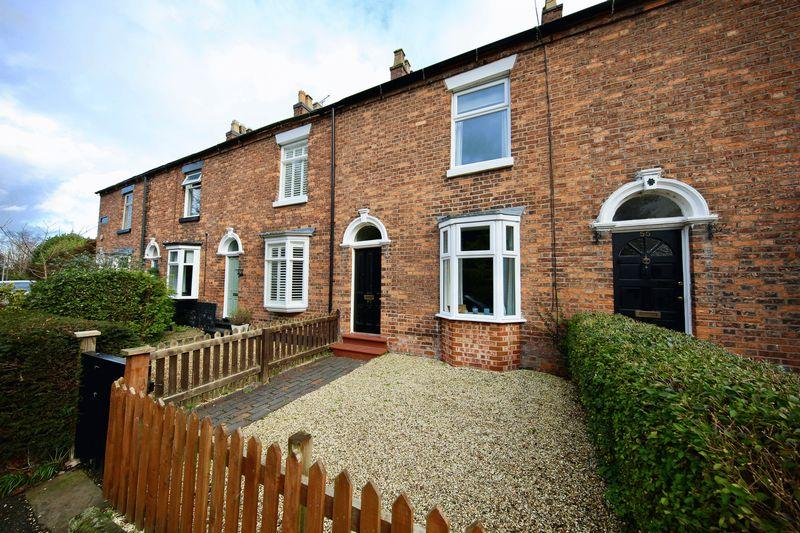 2 Bedrooms Terraced House for sale in Marsh Lane, Nantwich, Cheshire