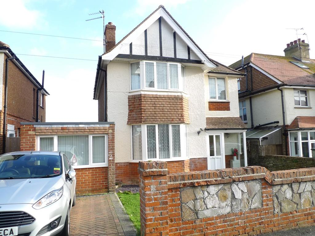3 Bedrooms Detached House for sale in Longland Road, Old Town, Eastbourne, BN20