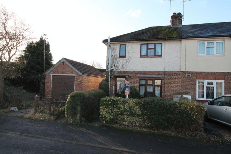 2 Bedrooms End Of Terrace House for sale in Bowditch Road, Spalding