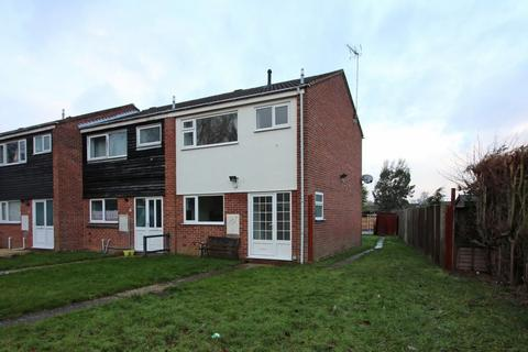 3 bedroom end of terrace house to rent - Juler Close, North Walsham