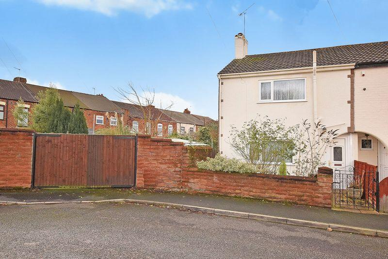 3 Bedrooms End Of Terrace House for sale in Cullen Road, Weston Point