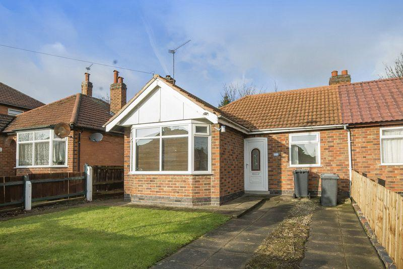 2 Bedrooms Semi Detached Bungalow for sale in PEAR TREE CRESCENT, DERBY