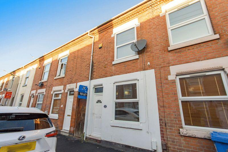2 Bedrooms Terraced House for sale in Westbury Street, Derby