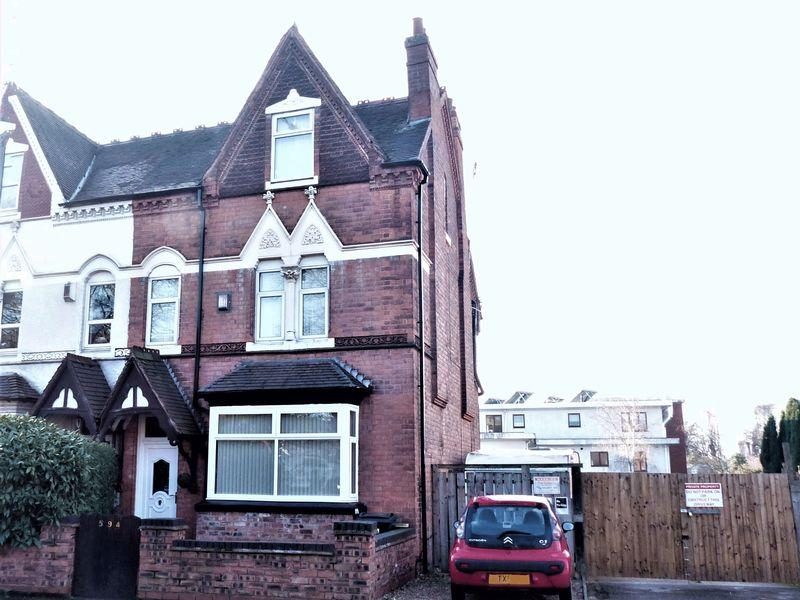 4 Bedrooms Semi Detached House for sale in Chester Road,