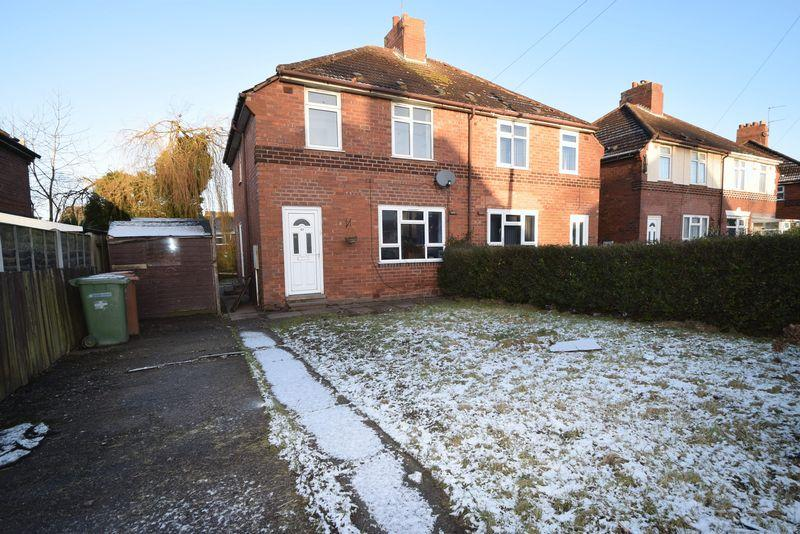 3 Bedrooms Semi Detached House for sale in Coronation Road, Walsall Wood