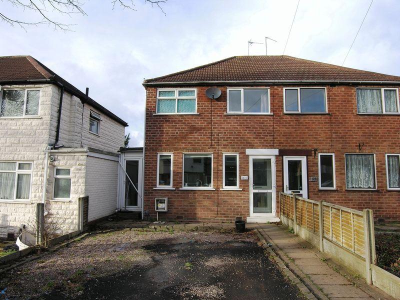 2 Bedrooms Semi Detached House for sale in Tresham Road, Birmingham