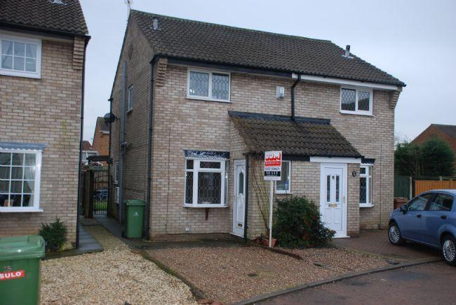 2 Bedrooms Semi Detached House for rent in Orion Way, Laceby Acres, Grimsby