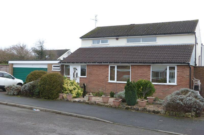 4 Bedrooms Detached House for sale in Sherborne Ave, Little Hill, Wigston, Leicestershire.