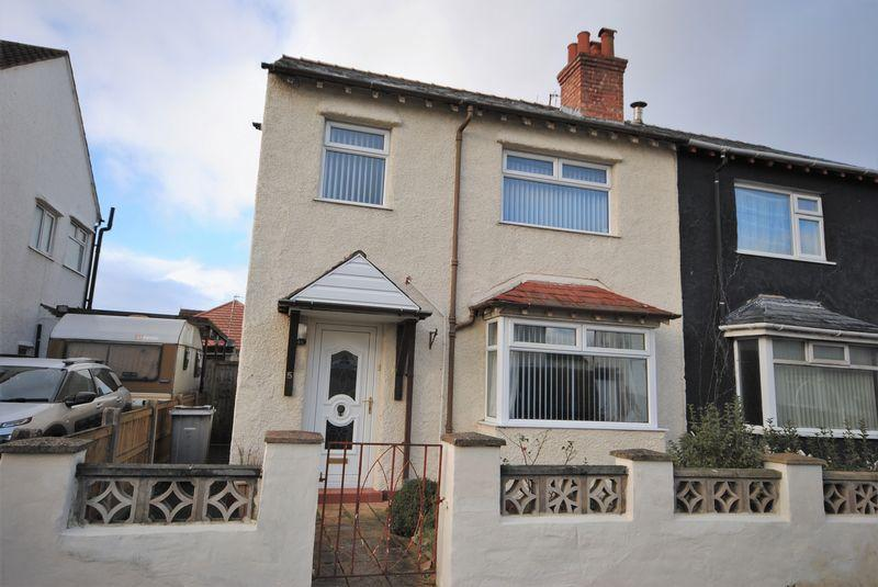3 Bedrooms Semi Detached House for sale in Litherland Avenue, Moreton