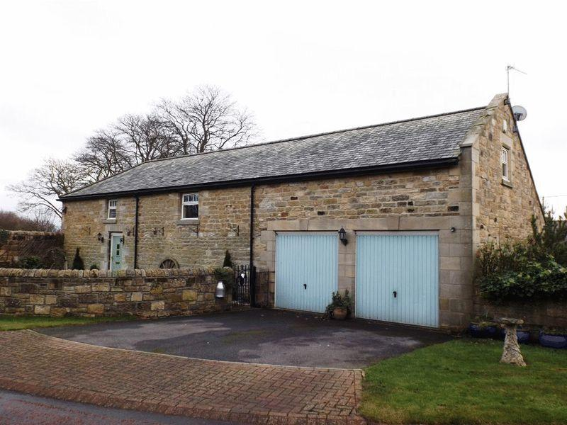 3 Bedrooms Barn Conversion Character Property for sale in Field House Farm, Morpeth