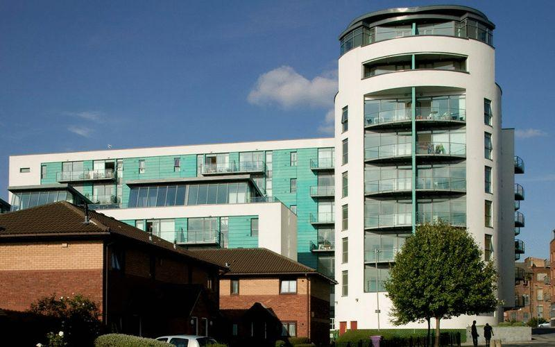 2 Bedrooms Apartment Flat for sale in Circle 109, Henry Street, Liverpool