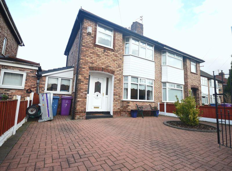 3 Bedrooms Semi Detached House for sale in Burford Road, Childwall