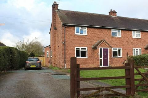 3 bedroom semi-detached house for sale - Church Close, Cruckton, Shrewsbury, SY5 8PP