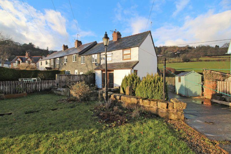 3 Bedrooms End Of Terrace House for sale in Old Road, Glyn Ceiriog