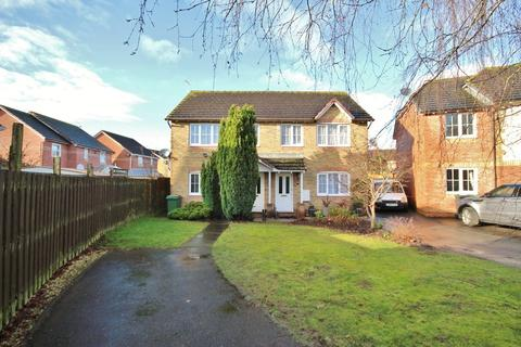 3 bedroom semi-detached house for sale - Burreed Close, St Mellons, Cardiff