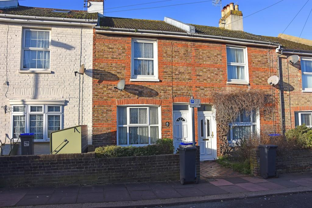 2 Bedrooms Terraced House for sale in Cranworth Road, Worthing