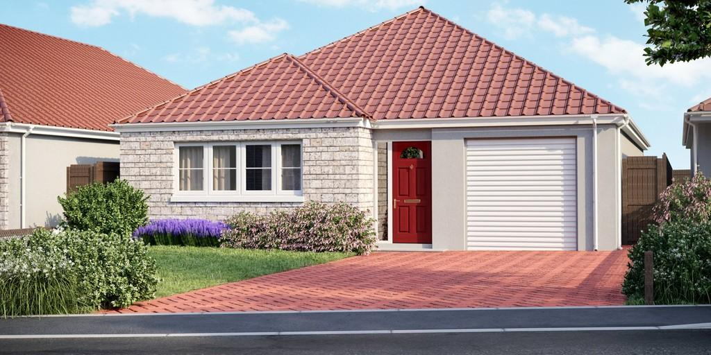 3 Bedrooms Detached Bungalow for sale in The Sidings, Shepton Mallet