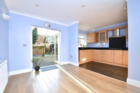 4 bedroom semi-detached house to rent - Montgomerie Mews SE23