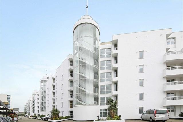 2 Bedrooms Flat for rent in Barrier Point, Barrier Point Road, Docklands/Excel