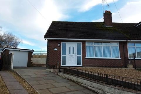 2 bedroom semi-detached bungalow to rent - Brown Avenue, Church Lawton