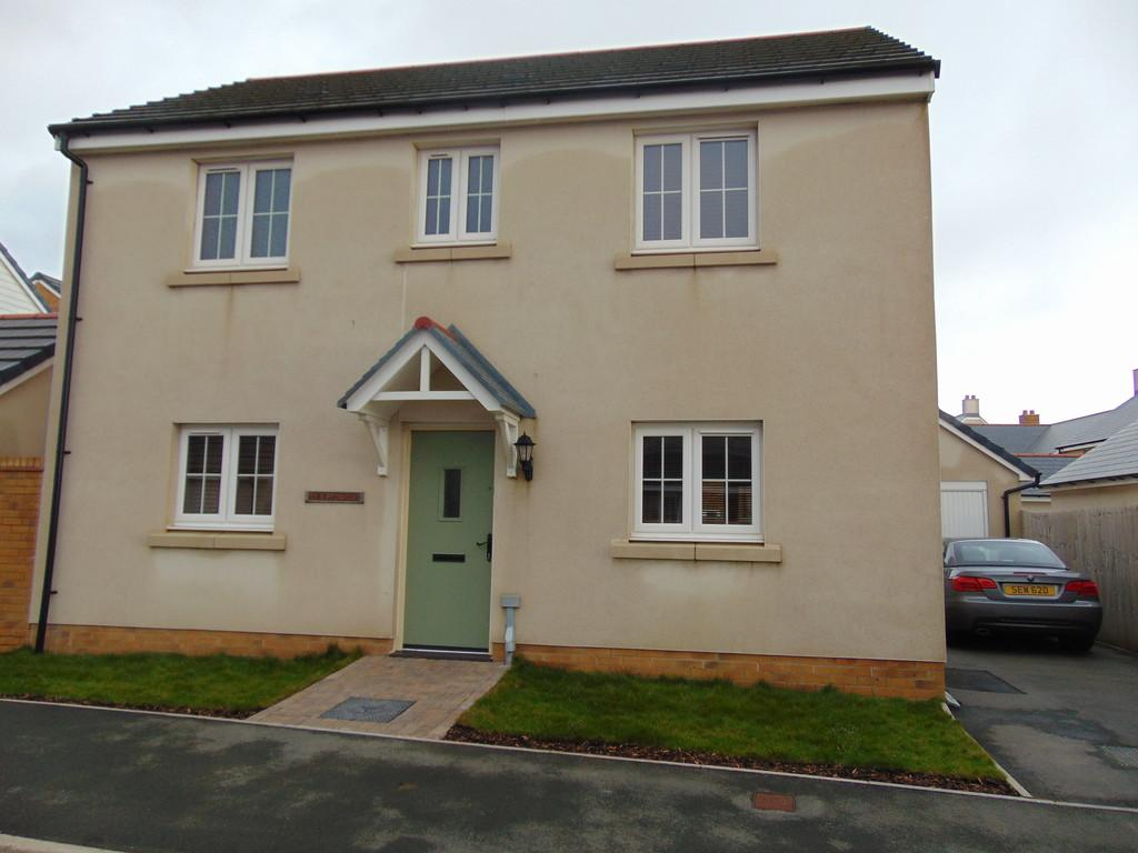 3 Bedrooms Detached House for sale in 11 Y Ffowndri