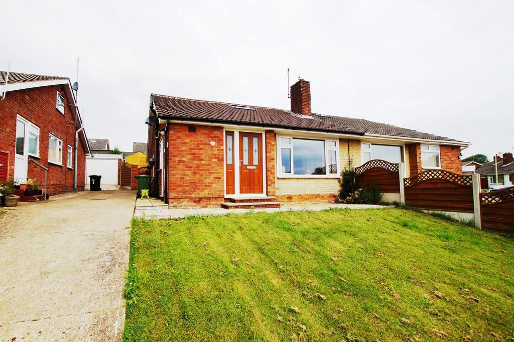 4 Bedrooms Semi Detached Bungalow for sale in Bradworth Close, Scarborough