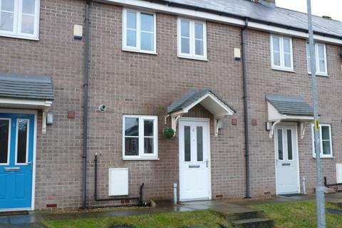 2 bedroom terraced house to rent - Winston Churchill Close, Hessle